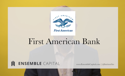 First American Bank Thumbnail