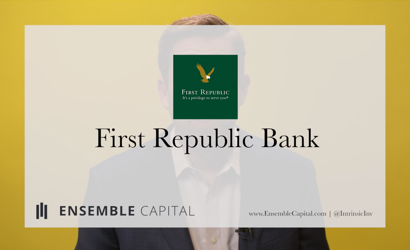 First Republic Bank Thumbnail