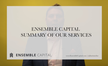 Ensemble Capital Summary of our Services Thumbnail