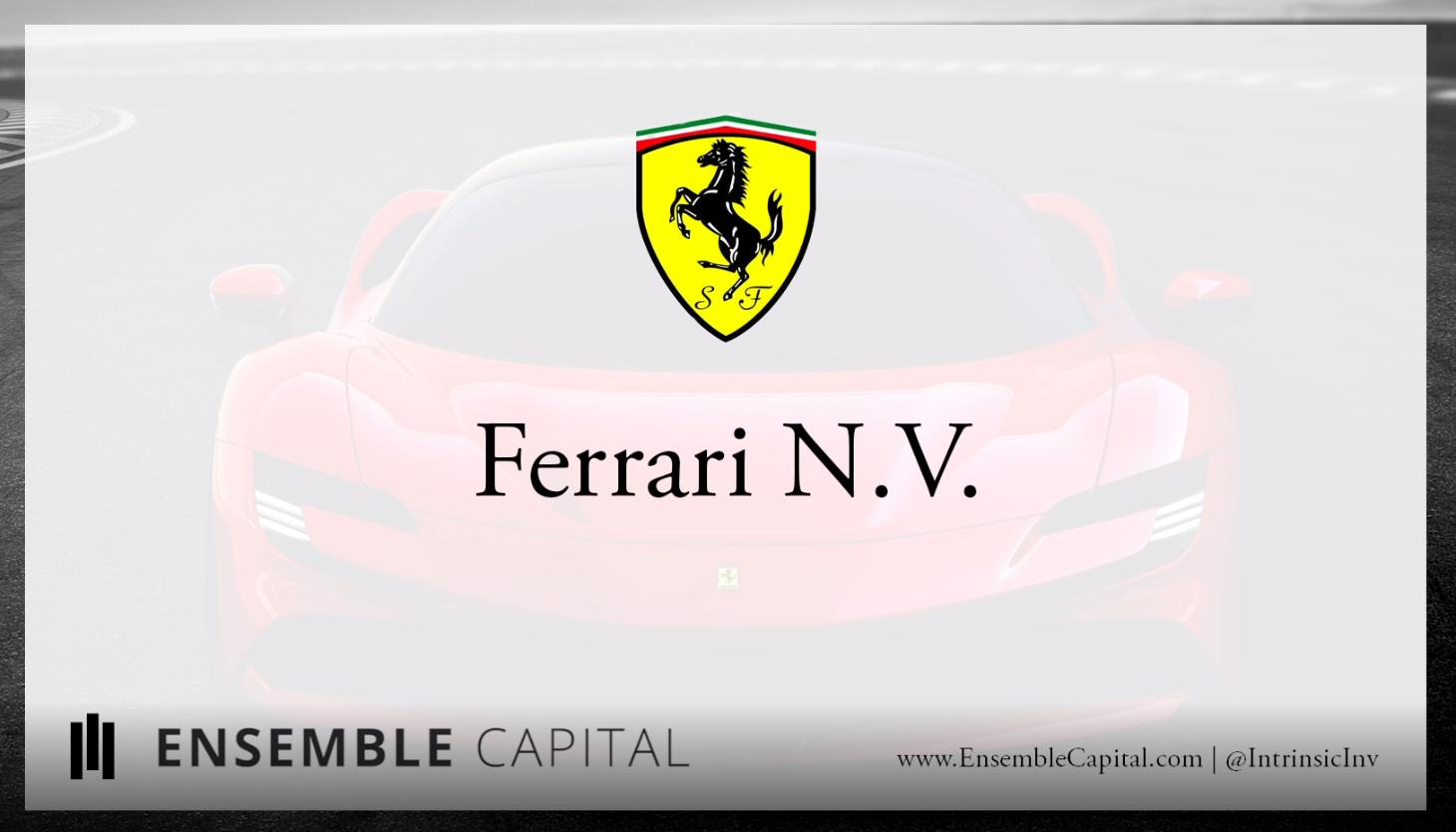 Ferrari NV Thumbnail
